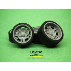 19/21 inch Schott Modsport with tires- 24W053