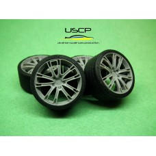 21 inch Porsche Panamera Exclusive Design with tires - 24W036