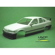 BMW M3 GT (e36) BodyKIT for Hasegawa, Dragon, Revell 1/24