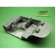 BMW e36 interior detail-up set + seats - 24T008