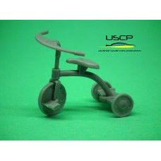 Batwing Tricycle Vintage Kid Bike - 24A011